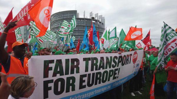 """""""Ukryty protekcjonizm"""", czy """"zwycięstwo wyzysku""""? Związkowcy z ETF zirytowani decyzją europosłów"""