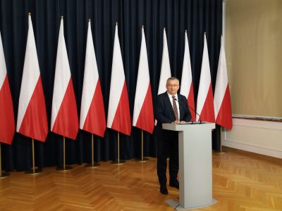 Minister Adamczyk o głosowaniu nad Pakietem Mobilności: dziękuję wszystkim europosłom za poparcie