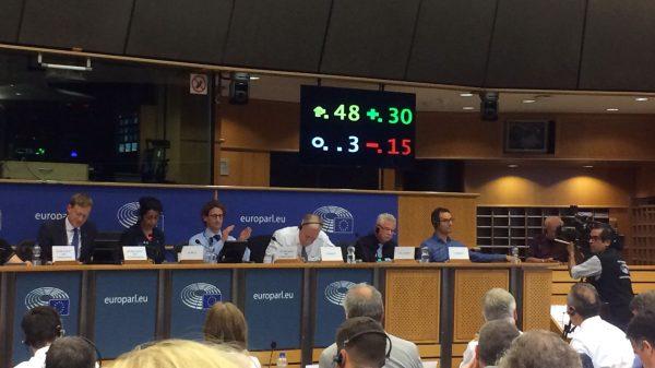Zachodni przewoźnicy chcą głosowania Parlamentu Europejskiego nad Pakietem Mobilności