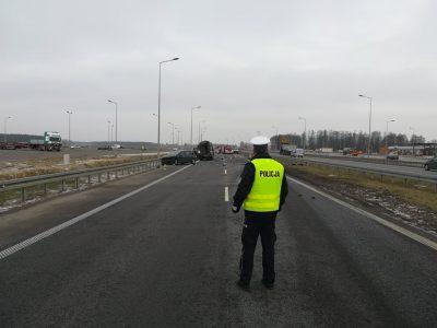 Dėl streiko Lenkijos ir Olandijos policininkai neišrašinės baudų