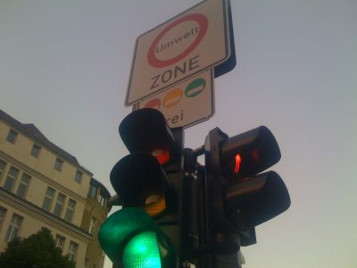 Berlin muss Diesel-Fahrverbote einführen