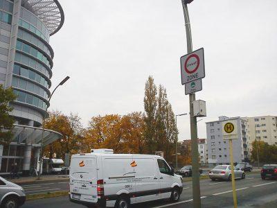 Napokon belül büntetik a dízel járműveket Hamburgban!