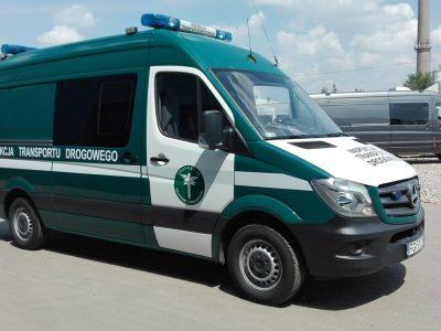 Полиция в шоке: водитель из Украины перевозил 30 человек в двухместном фургоне