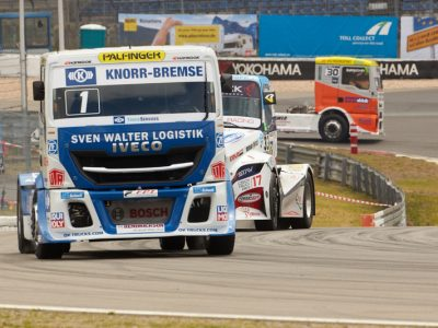 Für jeden etwas dabei: der 33. internationale ADAC Truck Grand Prix