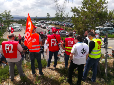 Sztrájk! – a francia fuvaros szakszervezet tiltakozik a Mobilitási Csomag ellen, a spanyolok támogatják