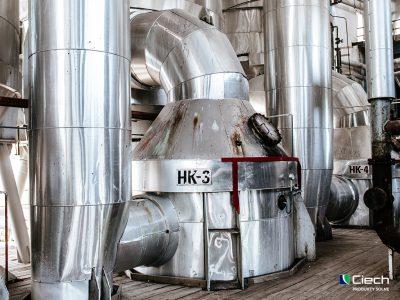 Logistyka 4.0 w praktyce. Gęste składowanie i automatyzacja przyspieszyły załadunek solnych produktów