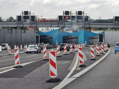 Utrudnienia w ruchu na niemieckiej A7. Część Elbtunnelu zamknięta