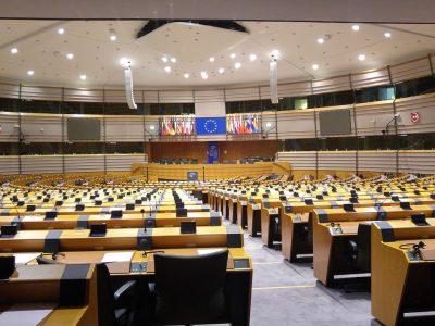 """Viharos vita az Európai Parlamentben – """"töltsön el ÖN egy éjszakát Calaisban, hogy megértse, miről beszélek!"""""""