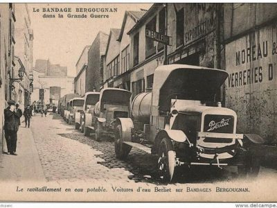 The history of transport – part 17. How professional road transport was born