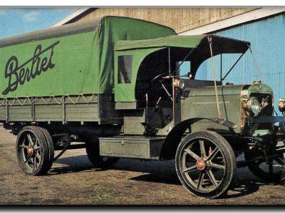 Transporto istorija – 14 dalis. Specialūs varikliai sunkvežimiams