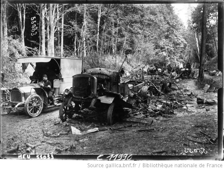 History of Transport – part 18. How the army trained drivers and mechanics