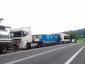 Conductor conducía un camión de 40 toneladas desde Rusia a Italia sin los frenos del eje delantero