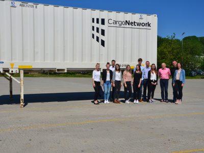 Studenten optimieren Umschlag von CargoNetwork