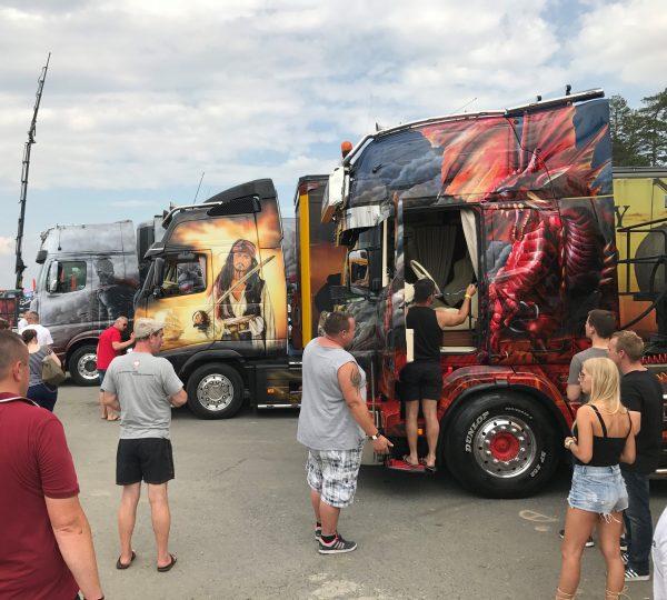 Jedyna impreza, na której można legalnie przeciągnąć radiowóz ITD. Czym kusi Master Truck Show 2021?