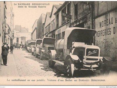 Transporto istorija – 18 dalis. Gimsta kelių transportas
