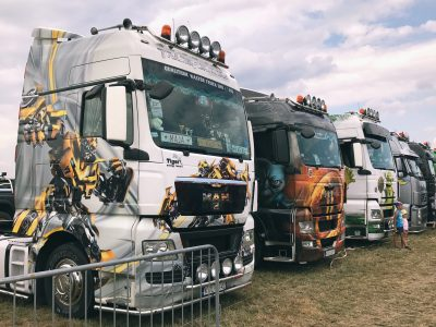 The 14th edition of Master Truck. Check what attractions await truck enthusiasts this year