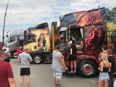 Urządzenie kontrolujące myto powodem kolizji I 14. edycja Master Trucka już za tydzień