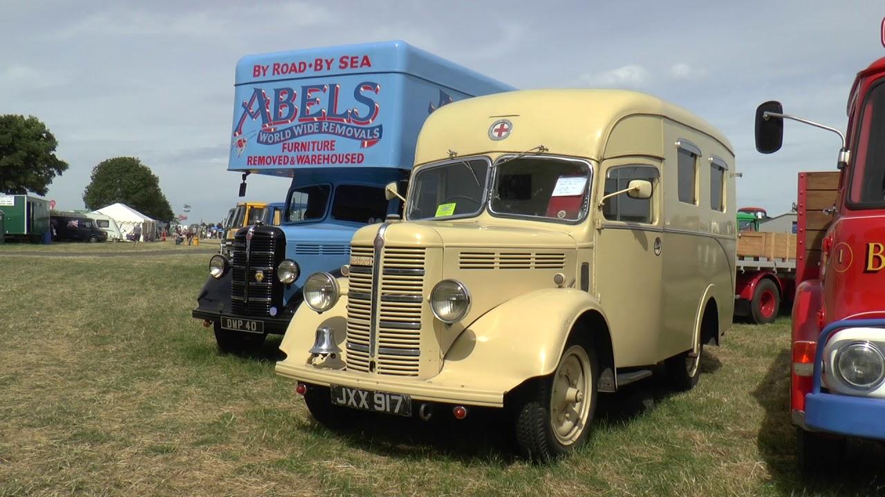 Su kamera tarp Britų transporto legendų