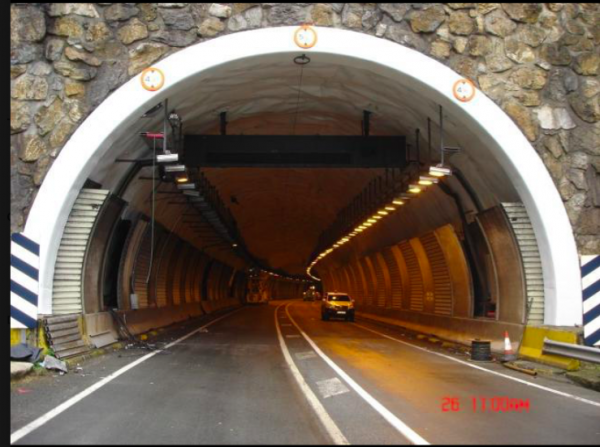 Traffic restrictions for trucks in Spanish tunnels will be in place until November