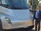 La empresa Waberer's es la primera en Europa a probar el Tesla Semi. Es posible que los húngaros conduzcan para Amazon