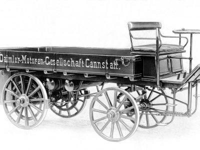 Az áruszállítás története 9. rész  – arról, hogy ki húzott elsőként hasznot a belsőégésű omnibuszok gyártásából