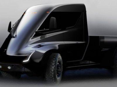 Elonas Muskas pateikė daugiau informacijos apie Tesla pikapą