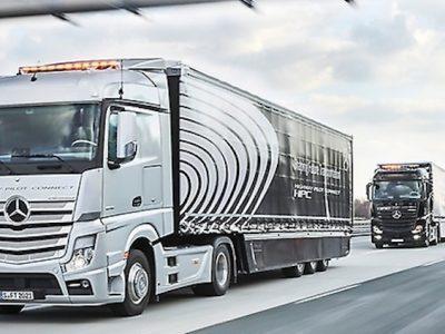 Ford și Daimler fac pași concreți către dezvoltarea de vehicule cu conducere autonomă