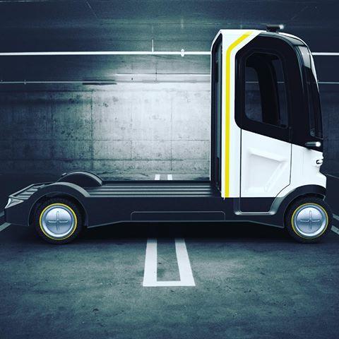 Un nou vehicul utilitar electric vine din Polonia. Costul: 1,8 euro la 100 km
