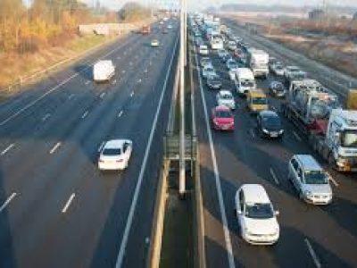 A1: Vollsperrung der A1 im Autobahnkreuz Leverkusen-West am Wochenende
