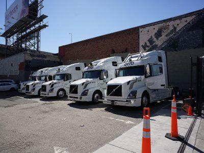 Autonomiczne ciężarówki przyszłością transportu?