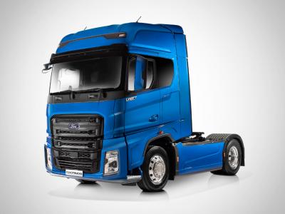 Már szeptemberben itt a Ford új kamionja. Elérhető lesz az európai piacon