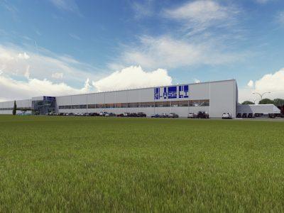 Į naują gamyklą Alytuje investuota 9,2 mln. Eur