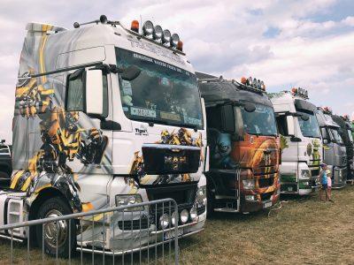 14 польский Master Truck уже вскоре. Узнайте, какие сюрпризы подготовили в этом году
