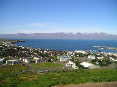 Drohnen beliefern Isländer mit Lebensmitteln