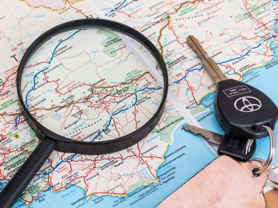 Tracking vehicles with GPS. How to do it in compliance with GDPR?