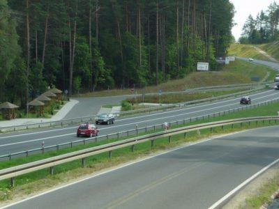 TransINSTANT: Umowa na kolejny fragment Via Baltica podpisana | Brytyjskie autostrady z większym limitem prędkości