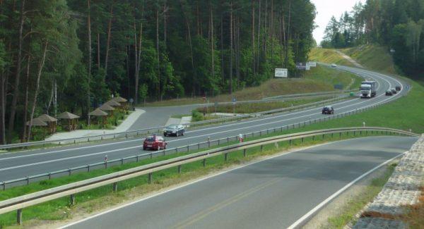 TransINSTANT: Umowa na kolejny fragment Via Baltica podpisana | Brytyjskie autostrady z większym lim