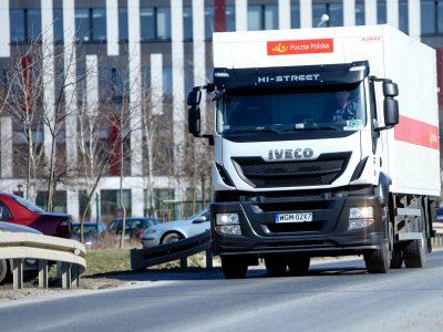 Poczta Polska da kierowcom podwyżki. Zgadnijcie, ile dostaną