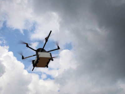 Groceries delivery by drones launched in Iceland