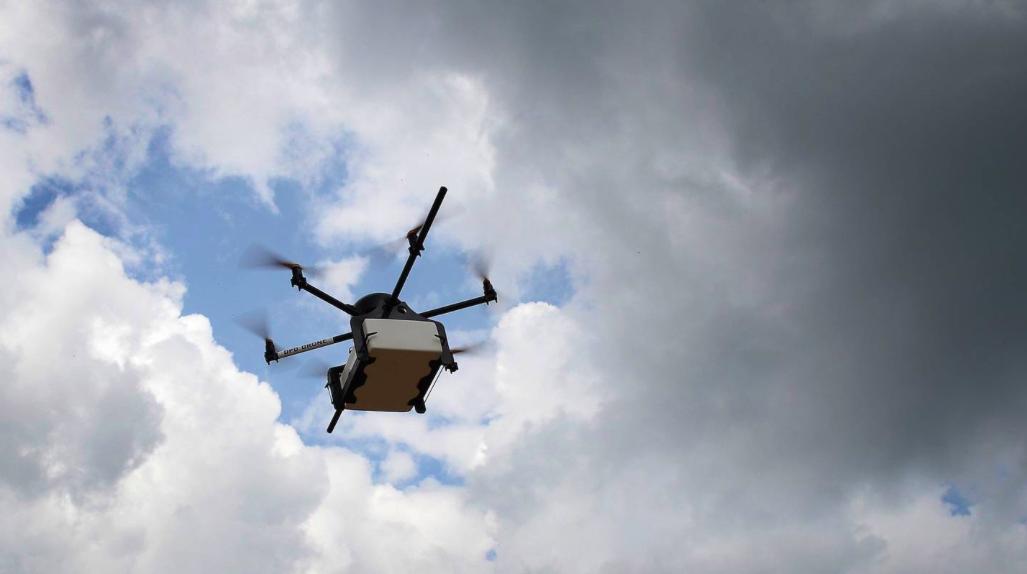 Latające magazyny, drony i podziemne platformy – tak może wyglądać logistyka za 20 lat