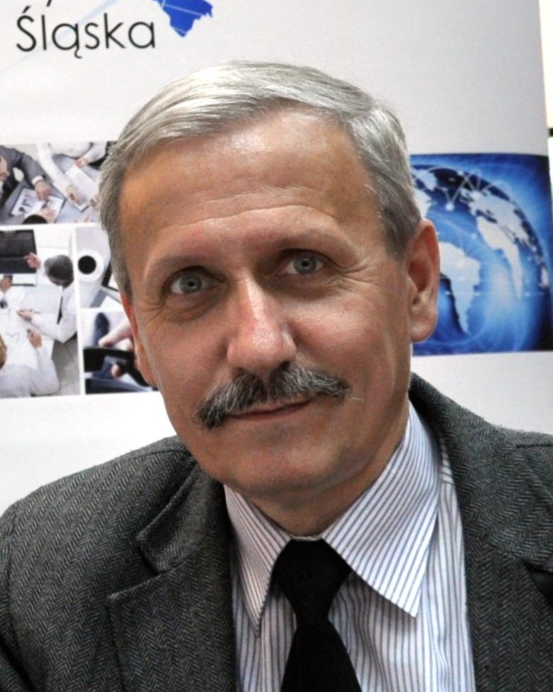 dr Leszek Cybulski, ekonomista,