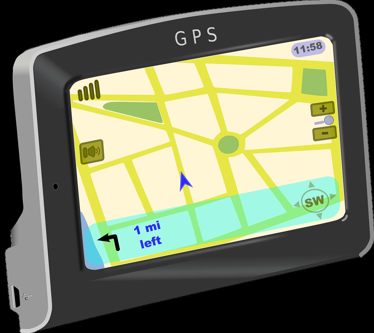 Uwaga! Dziś część nawigacji GPS może nie działać