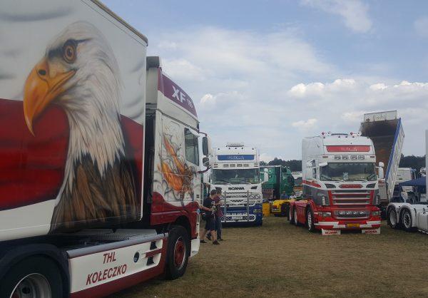 Dziś dzień, na który wielu fanów transportu czeka cały rok. Rusza Master Truck Show 2020!