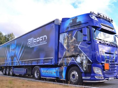 DAF X-men is the winner of the 14th edition of Master Truck