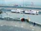 Zobacz niezwykłe zaręczyny, do których wykorzystano dwie ciężarówki