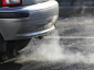 First roadside sensors on car emissions. Fines will be issued soon this year