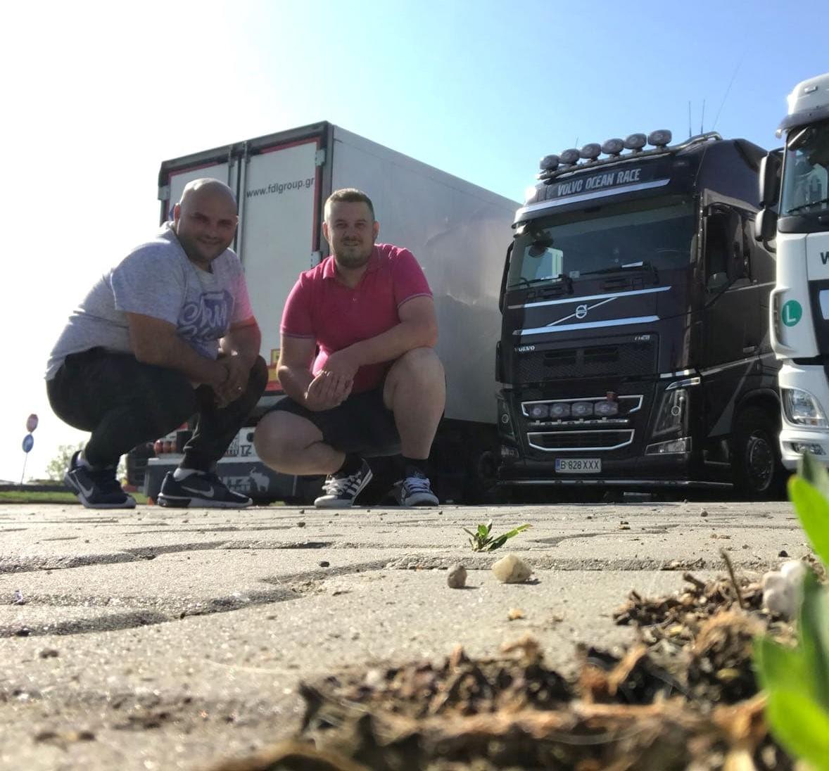 pierderea în greutate a șoferului de camioane