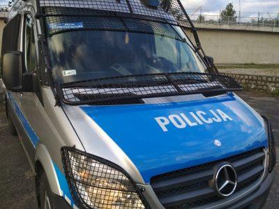 TransINSTANT: Jutro zacznie się protest policjantów | Dwa pasy A6 będą przejezdne w czasie wakacji
