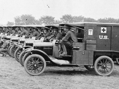 History of Transport – part 21. From military surplus to civilian use, or how the bus industry was born
