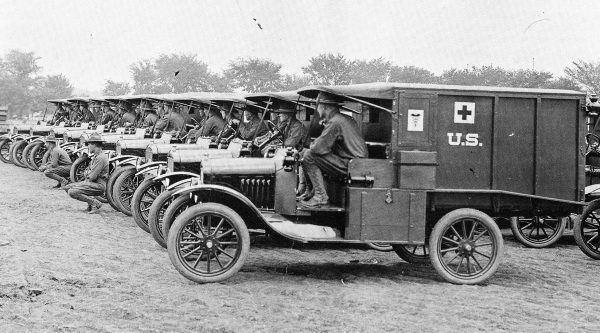 History of Transport – part 21. From military surplus to civilian use, or how the bus industry was b